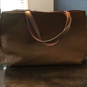 Extra large just fab tote